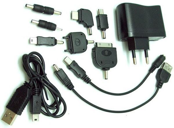 charger tenaga matahari
