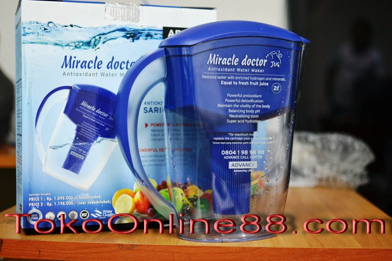 harga miracle doctor
