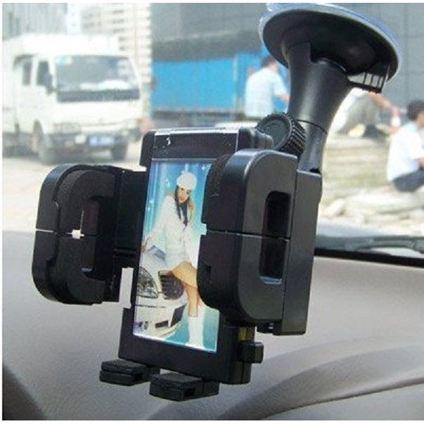 holder hp di mobil