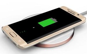 Baseus-Round-Shape-Wireless-Charging-Pad-Rose-Gold1