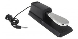 Sustain Pedal Damper Piano Keyboard 4