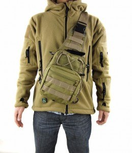 Tas Selempang Outdoor Military Tactical Duffel Backpack 1
