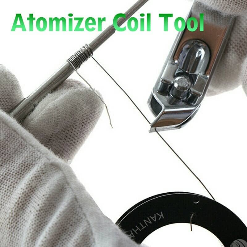 Micro Coil Jig Tool Alat Gulung Coil 1.5mm/2.0mm/2.5mm/3.0mm/3.5mm