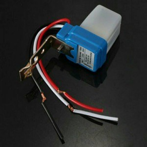 photocell lightning control