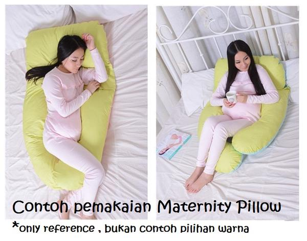 Maternity Pillow POLOS / Bantal Ibu Hamil