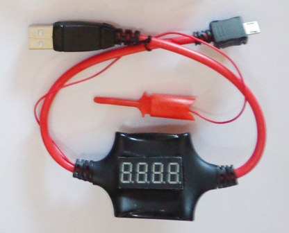 usb tester digital