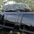 "Car roof rack cover, brand ""TOLE"""