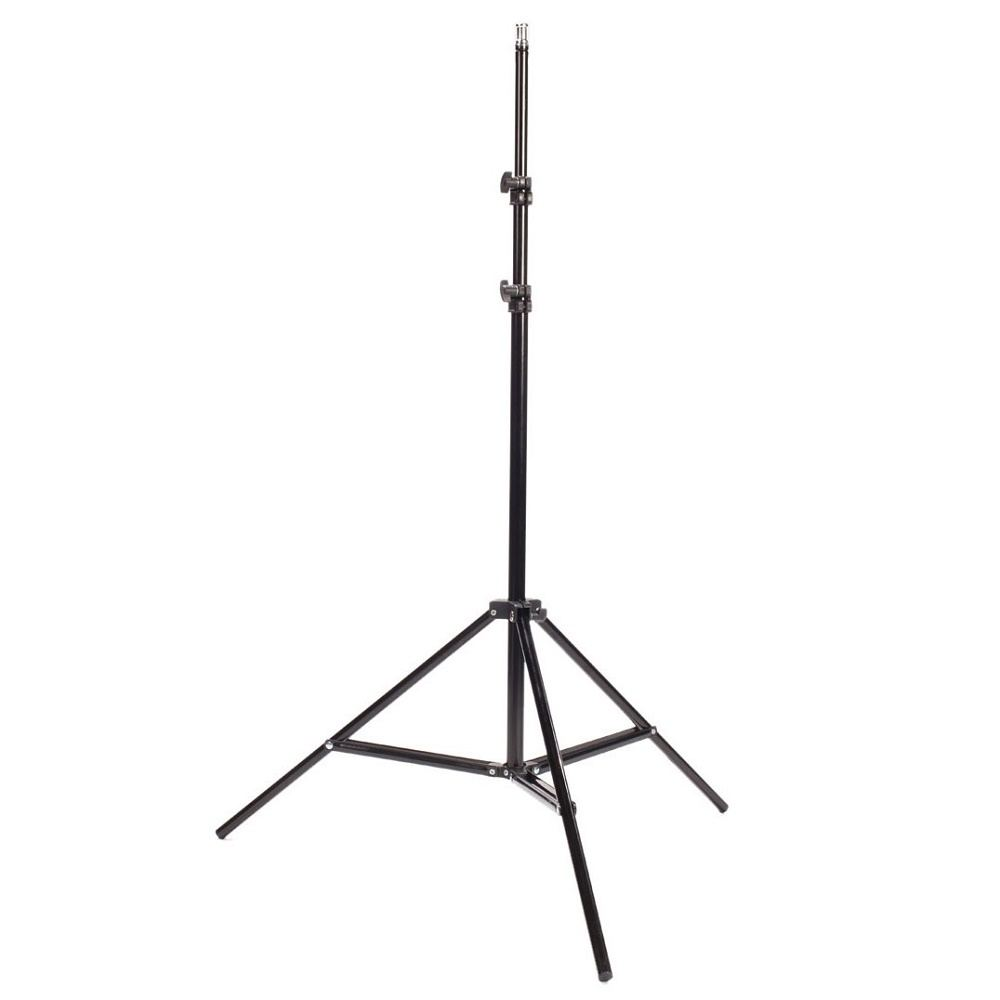 Stand Lighting, Light Stand Tripod 200 cm Paling Murah