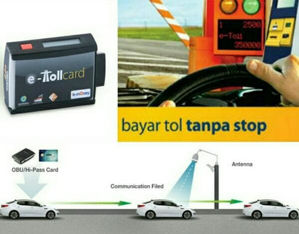 Mandiri E-Toll Pass [2016 edition] - On Board Unit Etoll Pass