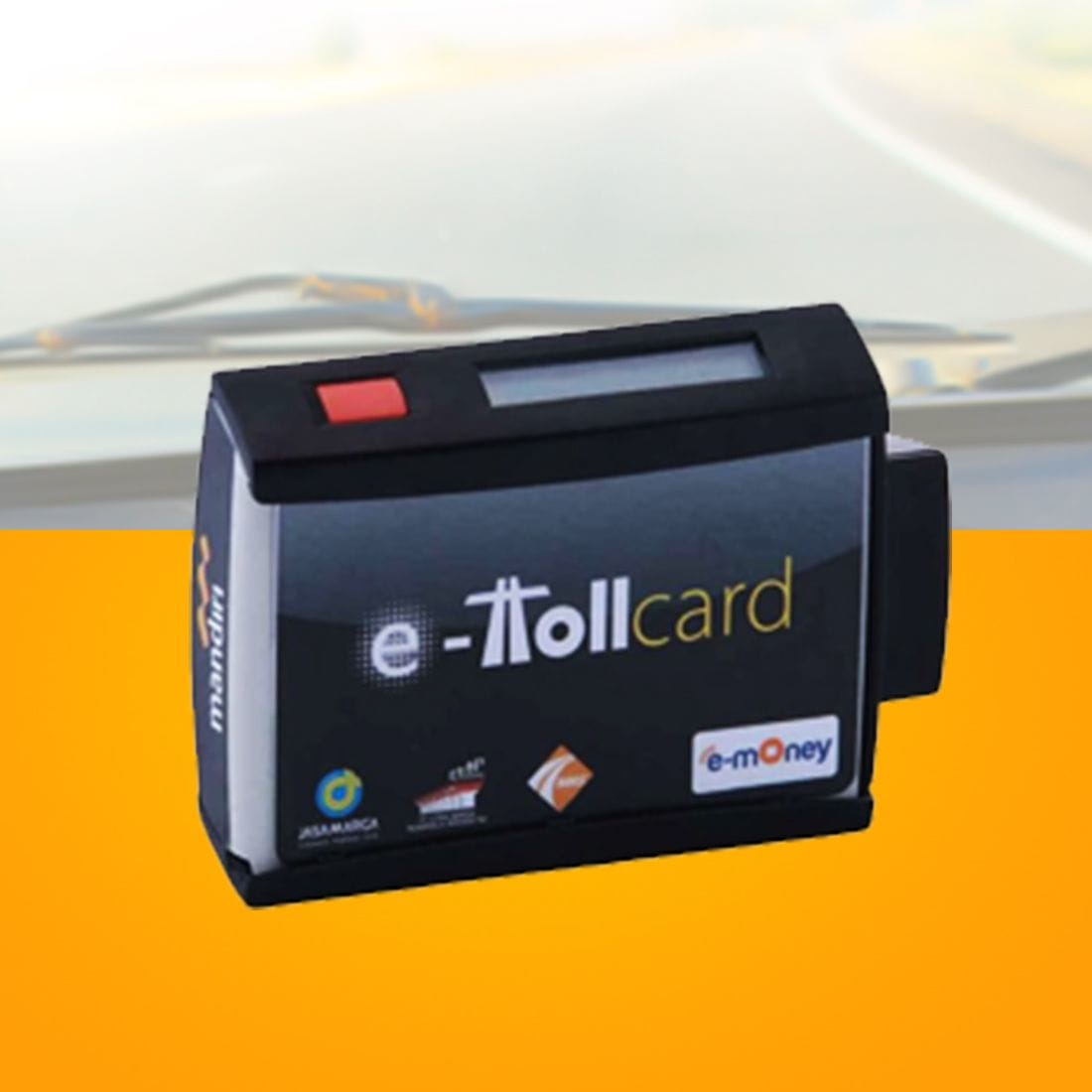 mandiri e toll pass