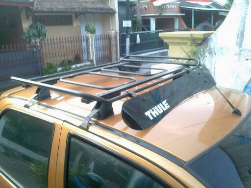 roof rack mobil