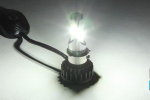 lampu headlight motor