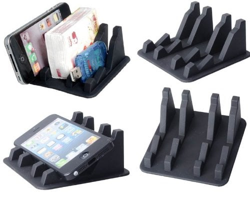 Holder Dashboard Mobil Phone Rack Car Holder Anti Slip Mobil