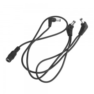 kabel power pedal efek gitar