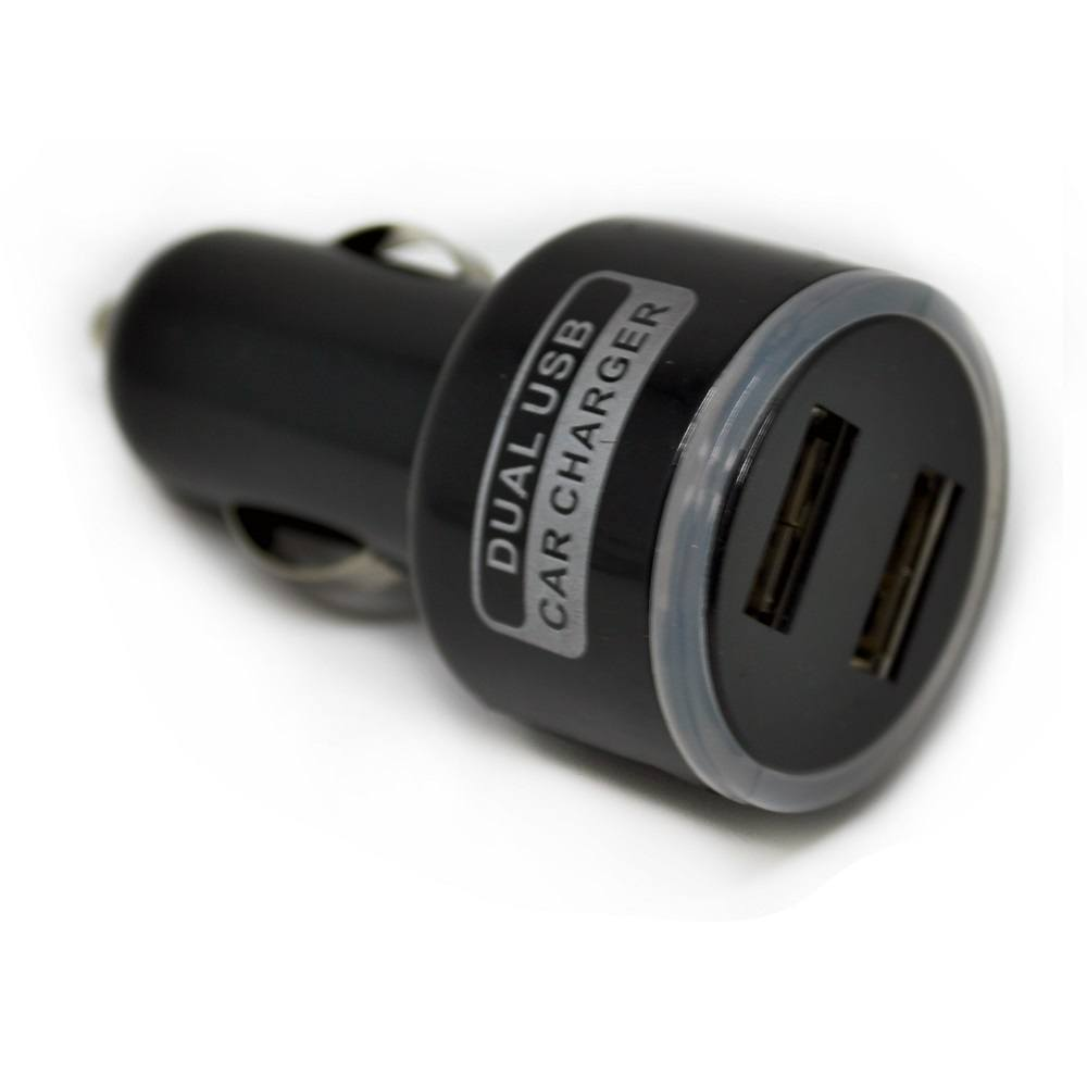 charger mobil dual usb