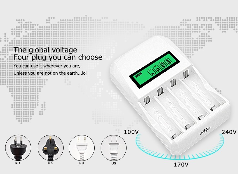 charger baterai fast charging