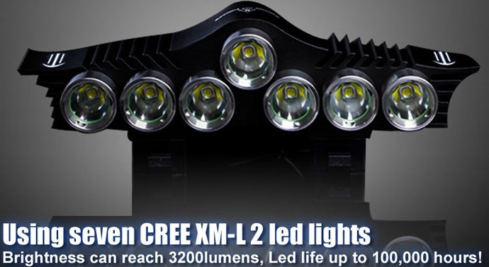 lampu led cree
