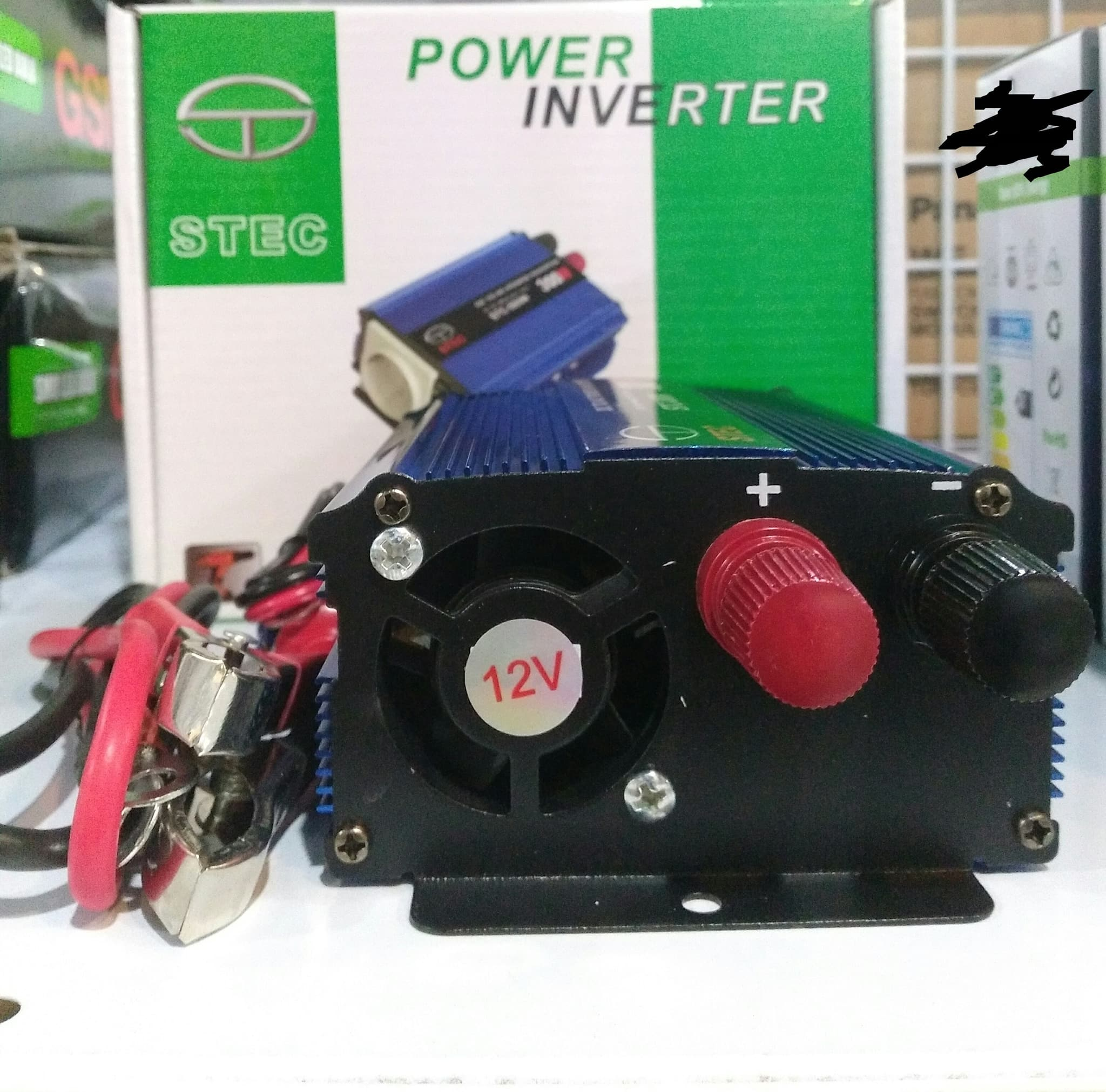 Power Inverter DC to AC 300W / 12V to 220V 300W STEC