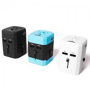 travel adapter 4 in 1