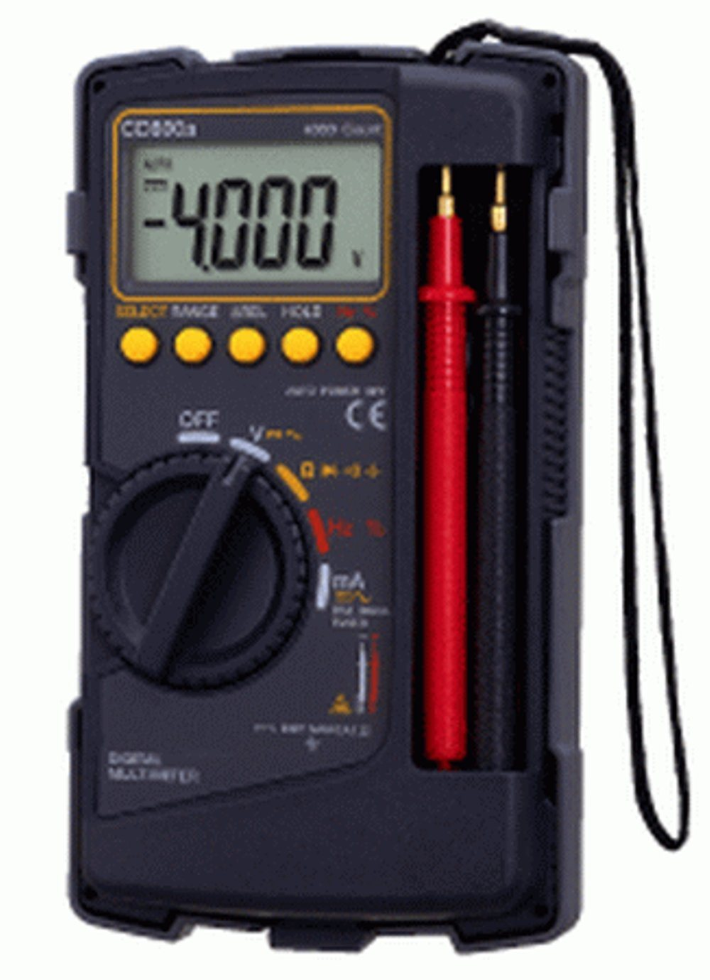 multimeter-digital