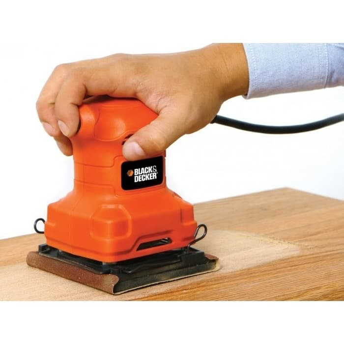 Sander/ mesin amplas Black and decker ss 400