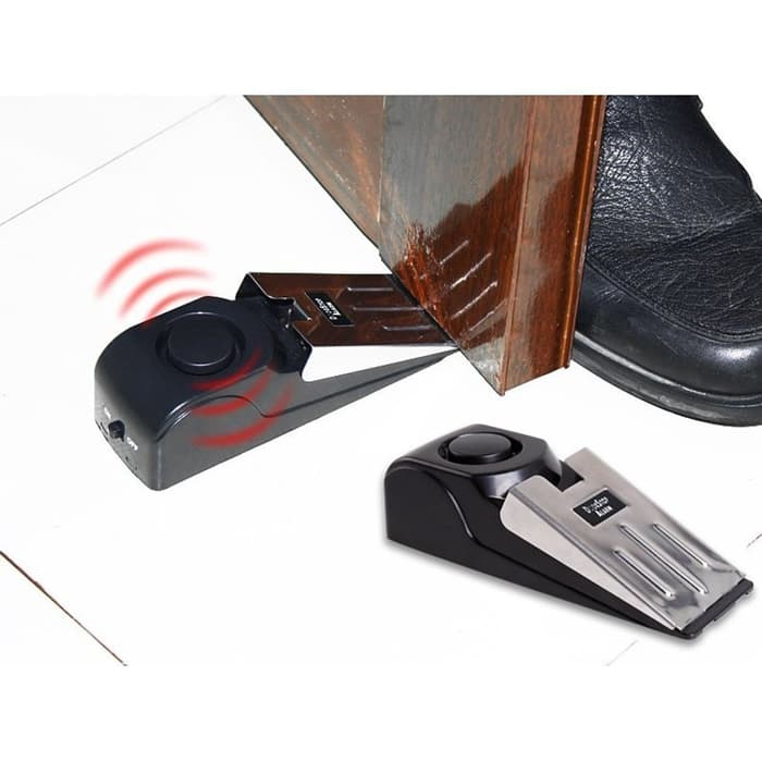 Door Stop Alarm with 120db Sound Alert