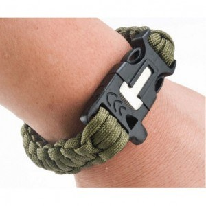 gelang paracord simple