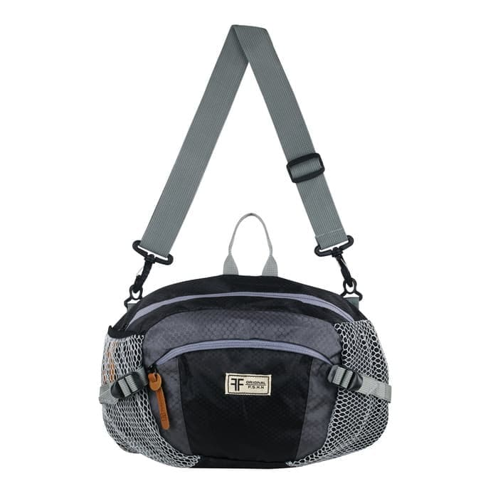 Tas Selempang Outdoor / Waistbag Tracking - Army Grey