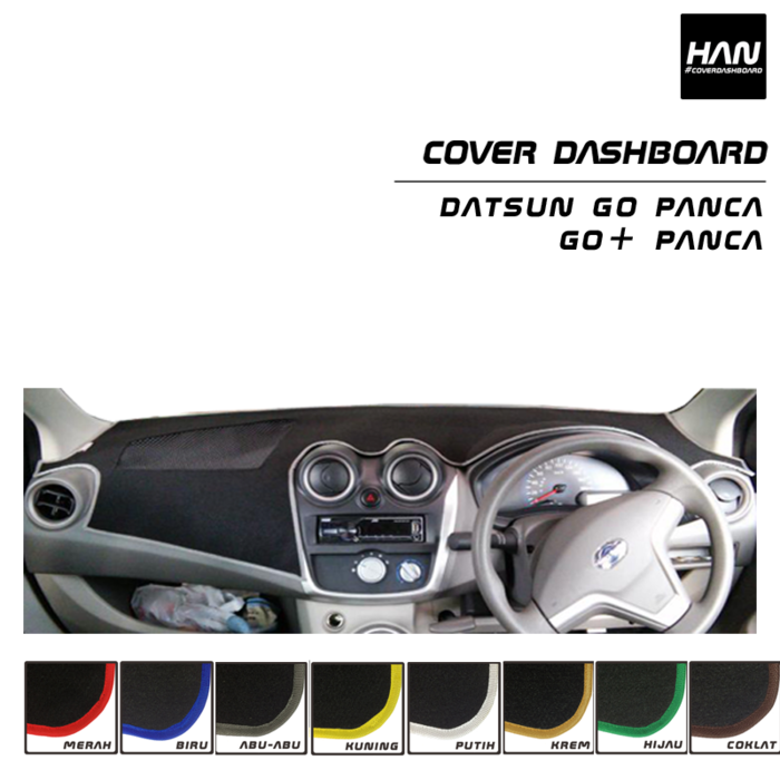 cover dashboard mobil