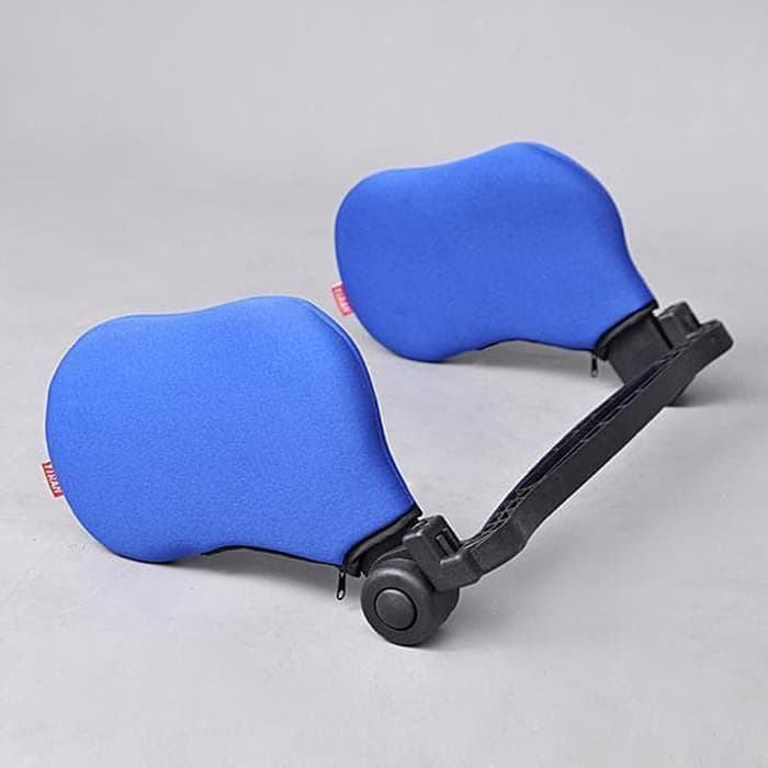 Car Seat Headrest Neck Pillow/ Bantal Leher