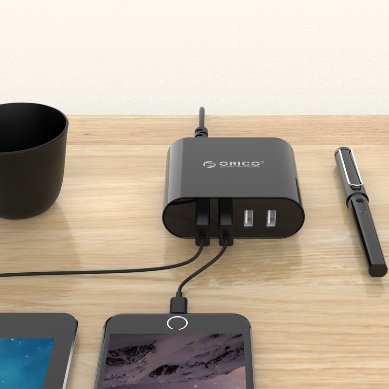 charger 4 usb