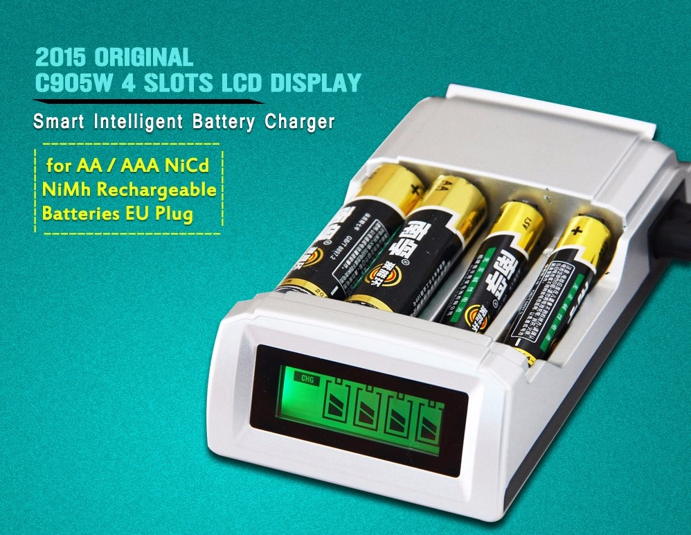 charger aa