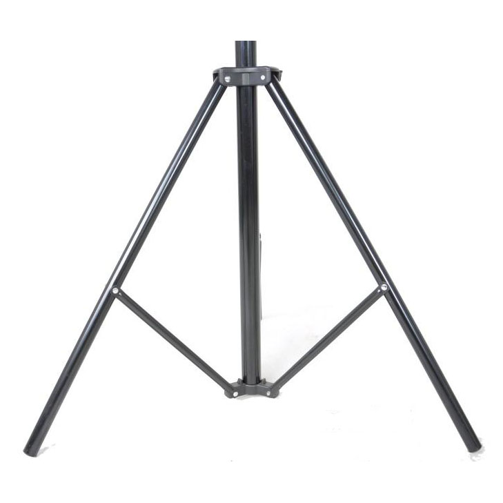 tripod lampu led